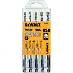 Купить Набор сверл универсальных DeWALT DT60099 5 шт