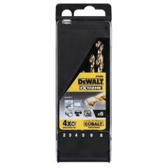 Купити Набір свердел по металу DeWALT DT4956 6 шт