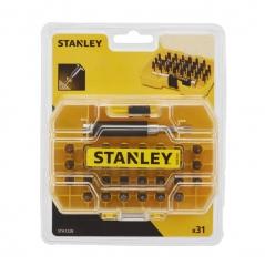 Купить Набор бит и сверл STANLEY STA7228 31 шт