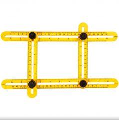 Купить Линейка Topex 16B476 25 см