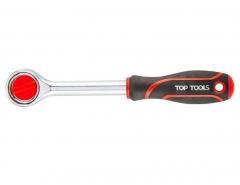 Купить Ключ-трещотка TopTools 38D121 3/8 200 мм