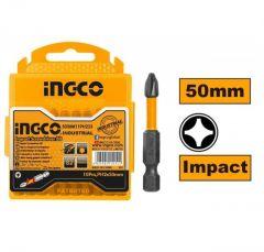 Купити Біти ударні INGCO SDBIM11PH223 10 шт S2 PH2х50 ММТ