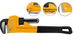 Купить Ключ трубний INGCO HPW0812 300 мм (0-42 мм)