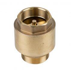 Купить Клапан обратный Aquatica 1 1/2`Mx1 1/2`F латунь euro 680 г
