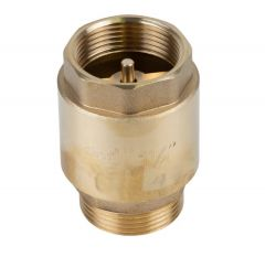 Купить Клапан обратный Aquatica Mx 1,25`  (латунь) euro 510г