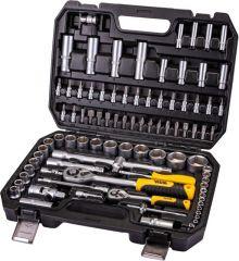 Купить Набор ключей и насадок MASTER TOOL 78-5094 94 шт