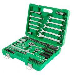 Купить Набор инструментов Intertool ET-6082SP 82 ед