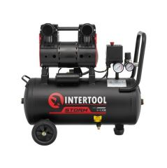 Купить Компрессор Intertool PT-0026 24 л