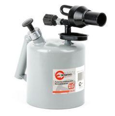 Купить Лампа паяльная бензиновая Intertool GB-0033 2.0 л