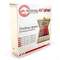 Купить Набор фрез пазовых Intertool HT-0075 5 шт