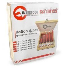 Купить Набор фрез кромочных Intertool HT-0076 5 шт