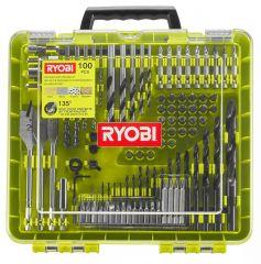Купить Набор сверл и бит Ryobi RAKDD100 100 шт