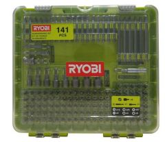 Купить Набор сверл и бит Ryobi RAKD141 141шт