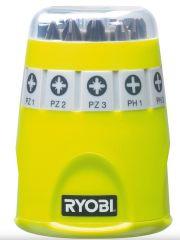 Купить Набор бит Ryobi RAK10SD 10 ед