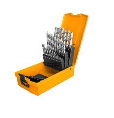 Купити Набір свердел по металу INGCO AKD1251 25 шт