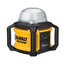 Купить Фонарь светодиодный аккум. DeWALT DCL074 18В