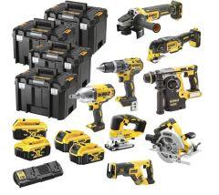 Купить Набор из восьми инструментов DeWALT DCK865P4T 18В