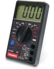 Купить Мультиметр цифровой Technics 46-821 DT700C 8 функций +зуммер
