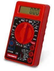 Купить Мультиметр цифровой Technics 46-820 DT830B, 6 функций