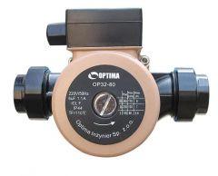 Купить Насос циркуляционный Optima OP32-80AUTO 180мм+гайки