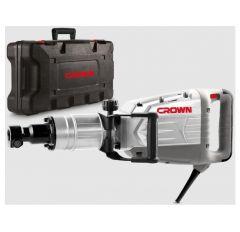 Купить Отбойный молоток CROWN CT18095 BMC