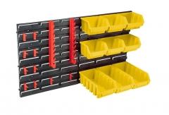 Купить Панель для мастерской с лотками Topex 79R171