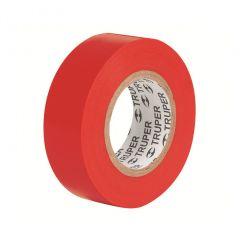 Купить Изолента TRUPER M-33R красная 19мм х 18м