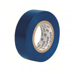 Купить Изолента TRUPER M-33Z синяя 19мм х 18м
