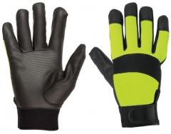 Купить Перчатки TRUPER GU-645 зеленые
