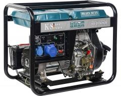 Купить Генератор дизельный Konner&Sohnen KS 8100HDE