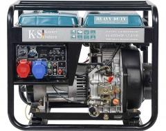 Купить Генератор дизельный Konner&Sohnen KS 8100HDE-1/3 ATSR