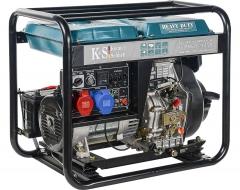 Купить Генератор дизельный Konner&Sohnen KS 9100HDE-1/3 ATSR