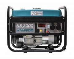 Купить Генератор бензиновый Konner&Sohnen KS 3000