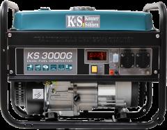Купить Генератор бензиновый Konner&Sohnen KS 3000G