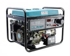Купить Генератор бензиновый Konner&Sohnen KS 7000E