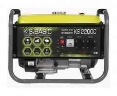 Купить Генератор бензиновый K & S BASIC KS 2200C
