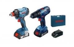 Купить Набор Bosch GDX180-LI + GSR 180-LI