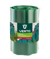 Купить Лента газонная VERTO 15G512  20 cm x 9 m зеленая
