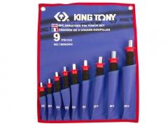 Купить Набор выколоток KING TONY 1009GPN 9 пр