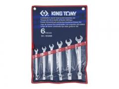 Купить Набор ключей KING TONY 1B06MR 6 ед