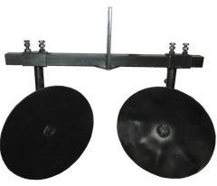 Купить Окучник Премиум ПД6 +сцепка двойная 360 мм