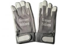 Купить Перчатки Konner&Sohnen защитные, кожаные