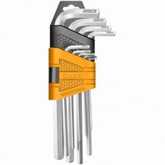 Купить Набор ключей шестигранных INGCO HHK11091 9 шт