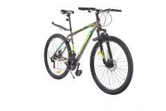 Купить Велосипед SPARK MONTERO 29-AL-20-AM-D (Серый с зеленым)