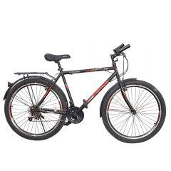 Купить Велосипед SPARK ROUGH 26-ST-20-ZV-V (Черный с красным)