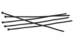 Купить Ремешки затяжные черные Technics 23-151 25шт