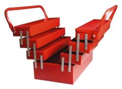 Купить Ящик металлический MASTER TOOL 7 отделений