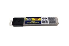 Купити Леза для ножів СТАЛЬ 63771 18x100мм туба 10 шт
