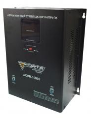 Купить Стабилизатор напряжения Forte ACDR-10kVA 71100