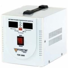 Купить Стабилизатор напр. Forte TDR-2000VA 22650 2кВт